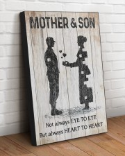 MOTHER AND SON  20x30 Gallery Wrapped Canvas Prints aos-canvas-pgw-20x30-lifestyle-front-14