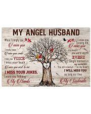 MY ANGEL HUSBAND 17x11 Poster thumbnail