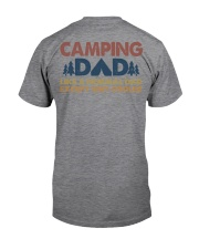 CAMPING DAD - MB257 Classic T-Shirt back