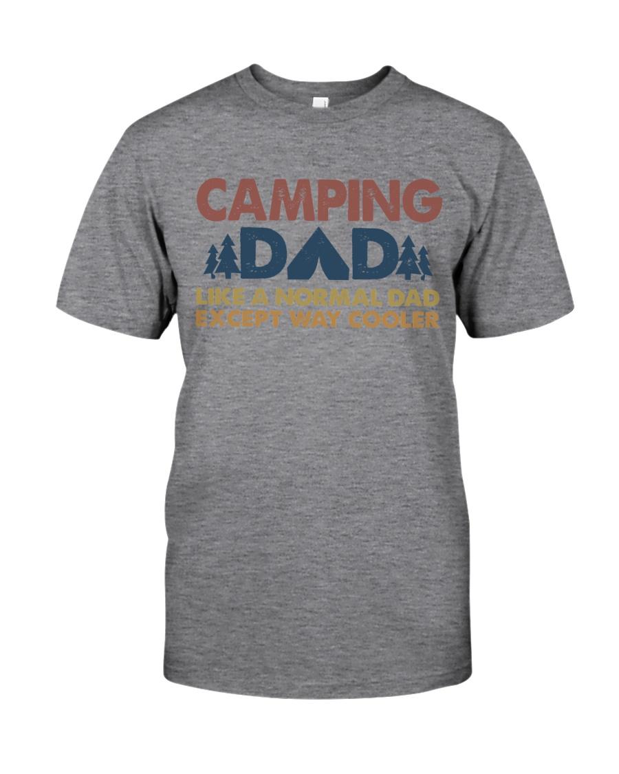 CAMPING DAD - MB257 Classic T-Shirt