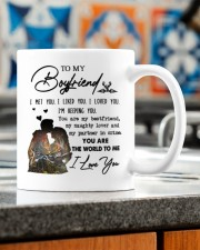 TO MY BOYFRIEND  Mug ceramic-mug-lifestyle-57