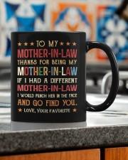 PUNCH HER IN THE FACE  Mug ceramic-mug-lifestyle-57