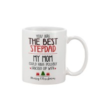 THE BEST STEPDAD Mug front