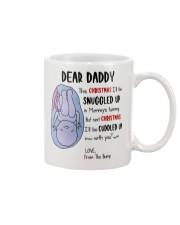 DEAR DADDY  Mug front