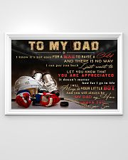 TO MY DAD - MB317 36x24 Poster poster-landscape-36x24-lifestyle-02