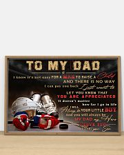 TO MY DAD - MB317 36x24 Poster poster-landscape-36x24-lifestyle-03