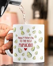 THE BEST MAMACADO Mug ceramic-mug-lifestyle-65