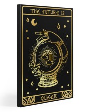 THE FUTURE IS QUEER 20x30 Gallery Wrapped Canvas Prints front