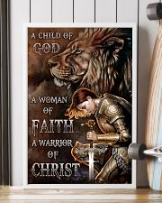 A WARRIOR OF CHRIST 24x36 Poster lifestyle-poster-4