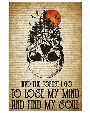 TO LOSE MY MIND AND FIND MY SOUL Vertical Poster tile