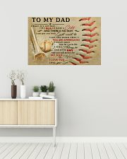 TO MY DAD - MB300 36x24 Poster poster-landscape-36x24-lifestyle-01