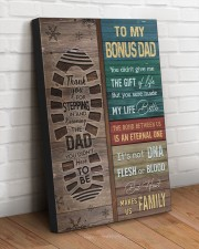 TO MY BONUS DAD 20x30 Gallery Wrapped Canvas Prints aos-canvas-pgw-20x30-lifestyle-front-14