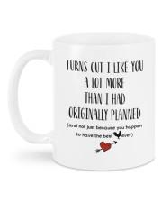 HAVE THE BEST COCK EVER Mug back