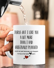 HAVE THE BEST COCK EVER Mug ceramic-mug-lifestyle-65