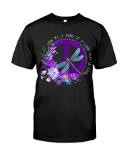 Sing me a song of a lass that is gone Classic T-Shirt front