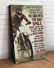 THE RIDE GOES ON   20x30 Gallery Wrapped Canvas Prints aos-canvas-pgw-20x30-lifestyle-front-14