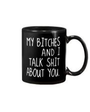 MY BITCHES AND I TALK SHIT ABT YOU Mug thumbnail