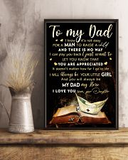 TO MY DAD - MB315 16x24 Poster lifestyle-poster-3