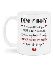 HAPPY 1ST MOTHER'S DAY  Mug back