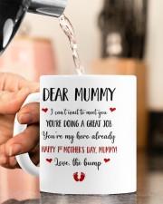 HAPPY 1ST MOTHER'S DAY  Mug ceramic-mug-lifestyle-65