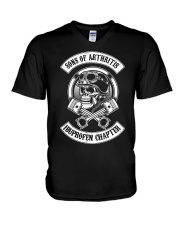 SONS OF ARTHRITIS - MB323 V-Neck T-Shirt thumbnail