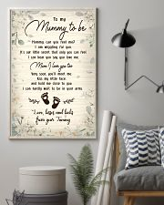 TO MY MUMMY TO BE 24x36 Poster lifestyle-poster-1