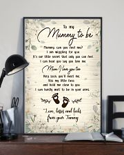 TO MY MUMMY TO BE 24x36 Poster lifestyle-poster-2