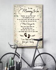 TO MY MUMMY TO BE 24x36 Poster lifestyle-poster-7