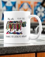 THANKS FOR LOVING ME ANYWAY Mug ceramic-mug-lifestyle-57