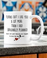 THE BEST PUSSY EVER Mug ceramic-mug-lifestyle-57
