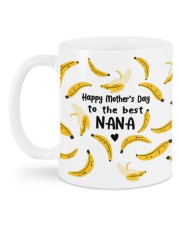 HAPPY MOTHER'S DAY TO THE BEST NANA Mug back