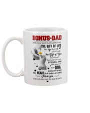 TO MY BONUS DAD - MB100 Mug back