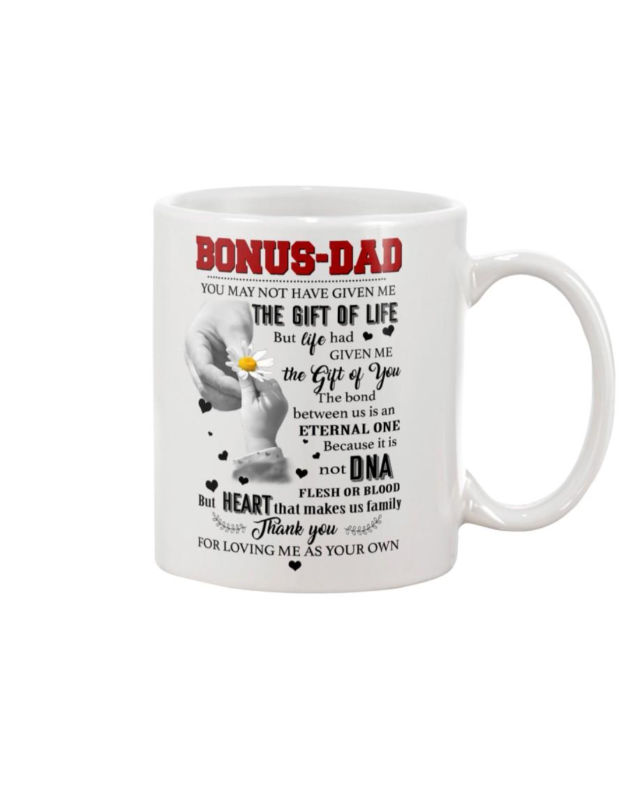 TO MY BONUS DAD - MB100 Mug