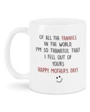 HAPPY MOTHER'S DAY  Mug back