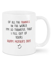 HAPPY MOTHER'S DAY  Mug front