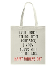 HAPPY FATHER'S DAY - MB288 Tote Bag thumbnail