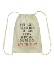 HAPPY FATHER'S DAY - MB288 Drawstring Bag tile