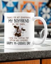 ABANDONING MY BOYFRIEND IN THE BARN Mug ceramic-mug-lifestyle-57