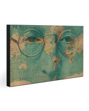 IMAGINE ALL THE PEOPLES 30x20 Gallery Wrapped Canvas Prints front