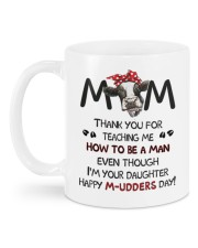 EVEN THOUGH I'M YOUR DAUGHTER  Mug back