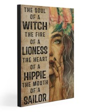 THE SOUL OF A WITCH   20x30 Gallery Wrapped Canvas Prints front