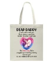 DEAR DADDY - MB262 Tote Bag thumbnail