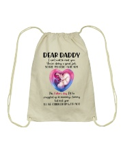 DEAR DADDY - MB262 Drawstring Bag thumbnail