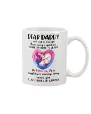 DEAR DADDY - MB262 Mug front
