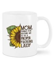 A PROPER LADY  Mug front