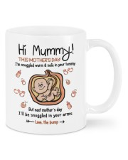 LOVE FROM THE BUMP Mug front