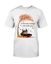 THE MOST WONDERFUL TIME OF THE YEAR  Classic T-Shirt thumbnail