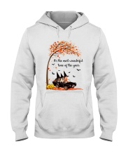 THE MOST WONDERFUL TIME OF THE YEAR  Hooded Sweatshirt thumbnail