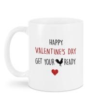 GET YOUR COCK READY Mug back
