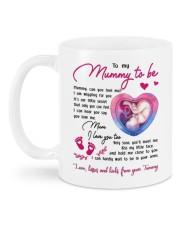 TO MY MUMMY TO BE  Mug back